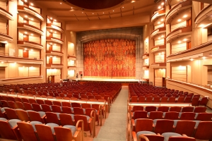 contemporaryproscenium arch